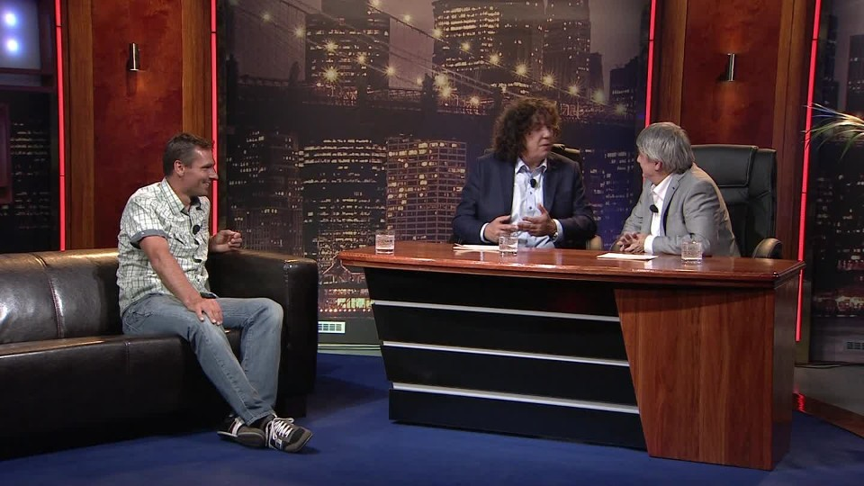 TGM: Talkshow Geni a Míši (3)