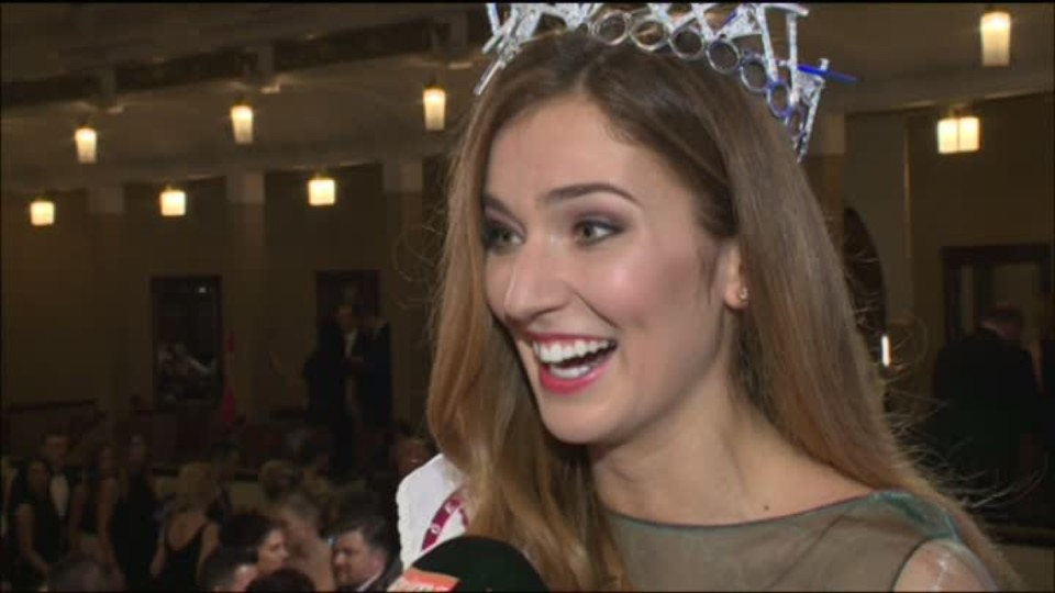 TOP STAR 2.4.2016 - Česká Miss - Andrea Bezděková - rozhovor