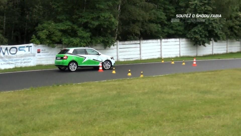 Soutěž o Škoda Fabia šestý soutěžní týden II.