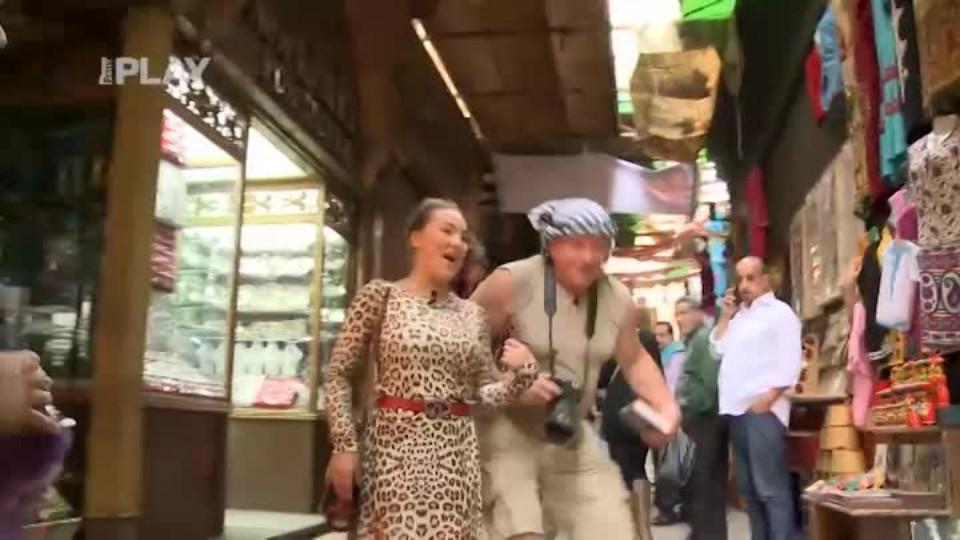 Češi na cestách (3) - Darja a Pepa v Egyptě