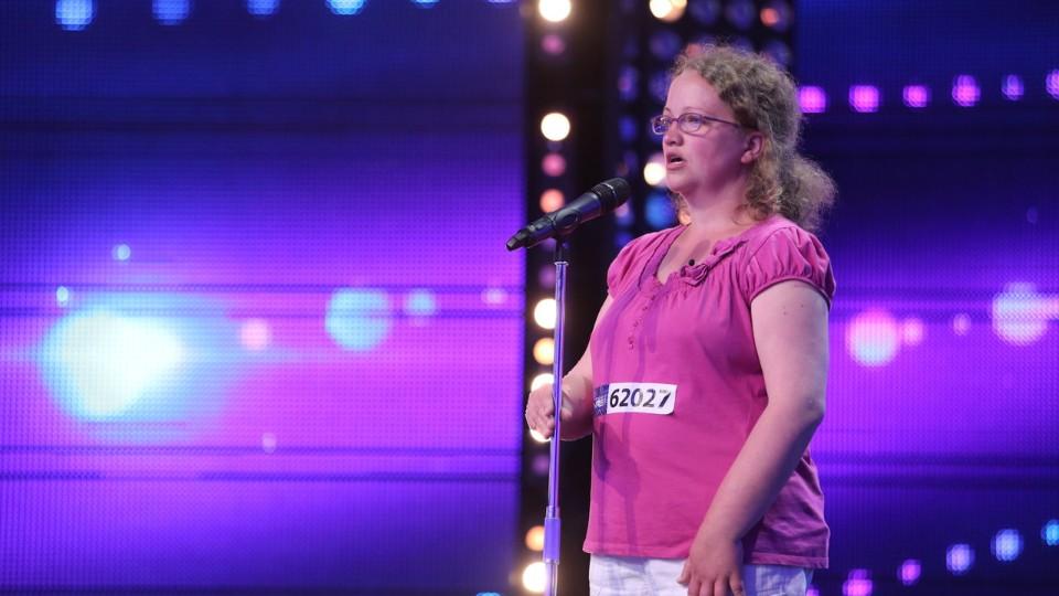 ČSMT – Slovenská Susan Boyle