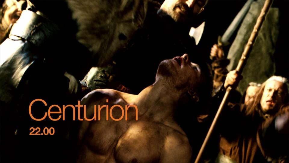 Centurion - upoutávka