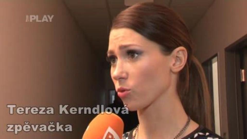 Máme rádi Česko - Kerndlová rozhovor