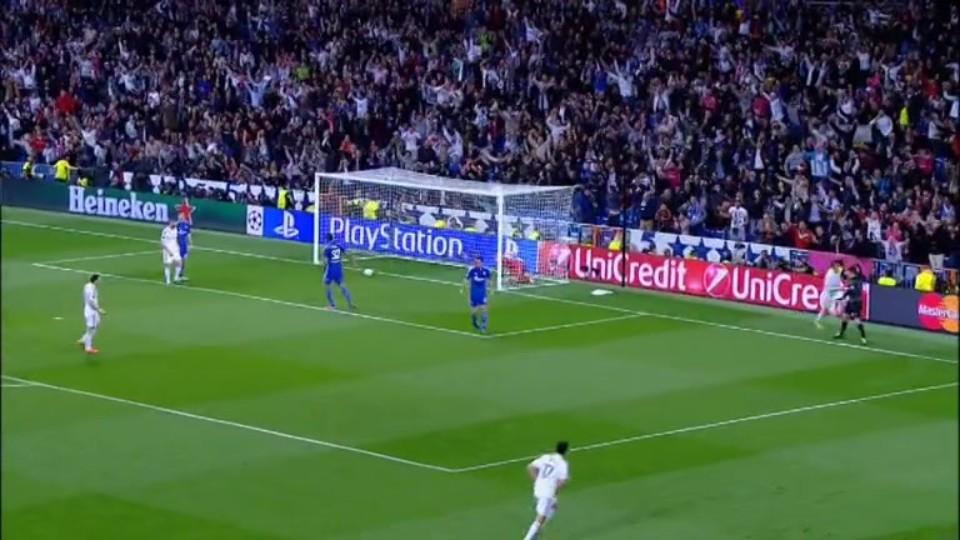 Gól - Ronaldo 45 (10.3.2015)