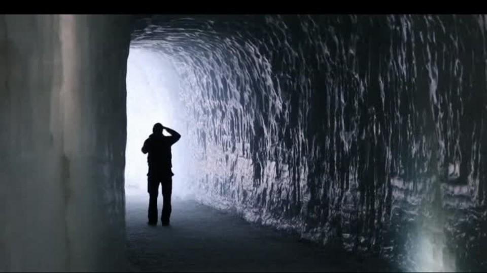 SVĚT: Jeskyně v ledovci