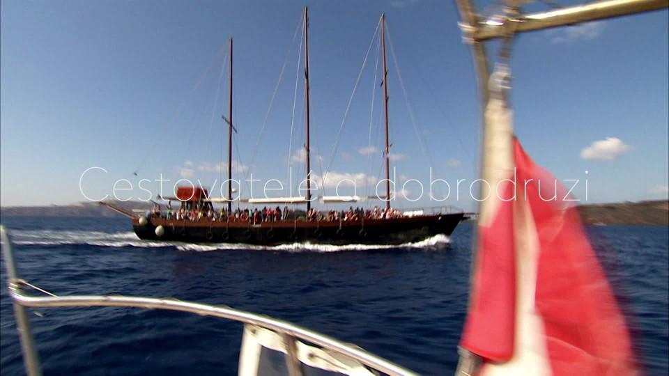 Velká plavba s Nigelem Marvenem (3) - upoutávka