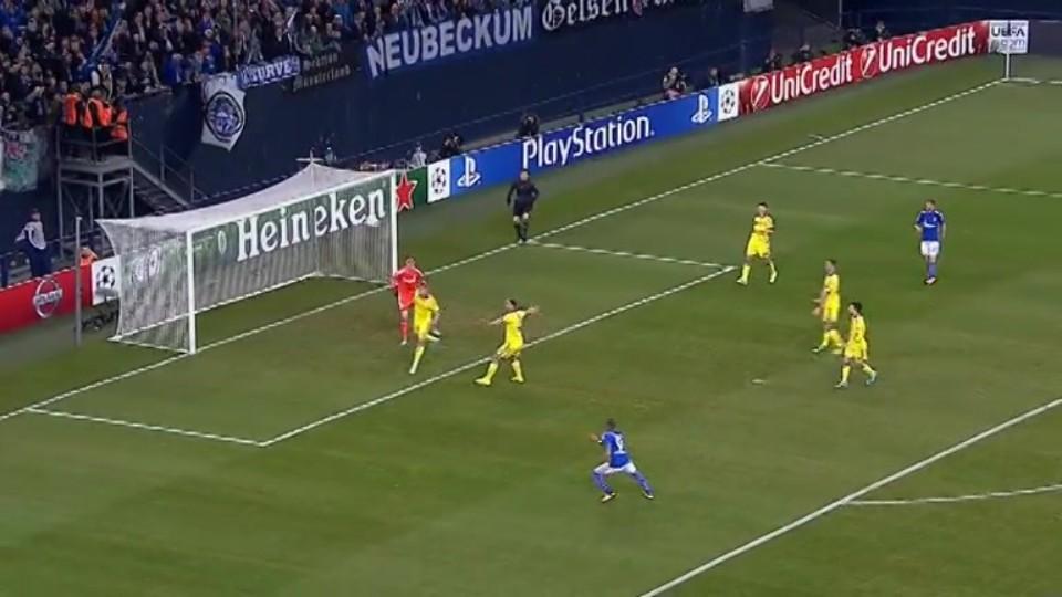 Sestřih zápasu - Schalke v Chelsea (25.11.2014)