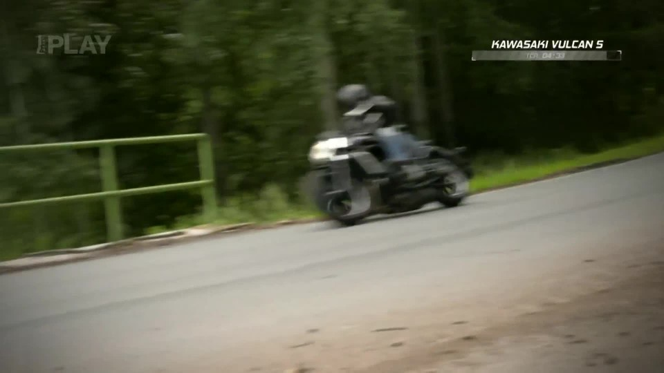 Kawasaki Vulcane S ABS