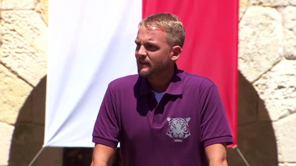 Pevnost Boyard CZ 2017 (4) – rozhovor s Jakubem Voráčkem