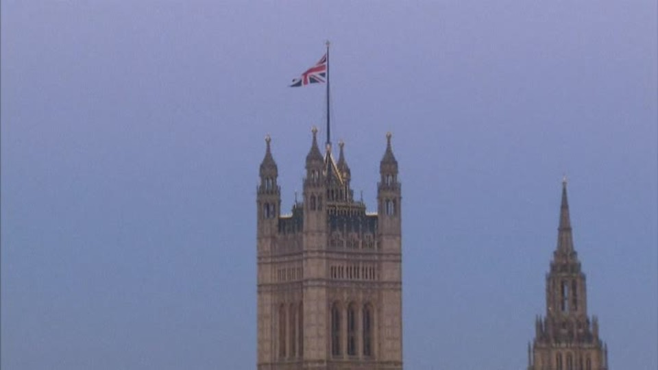 Historie změn v Británii