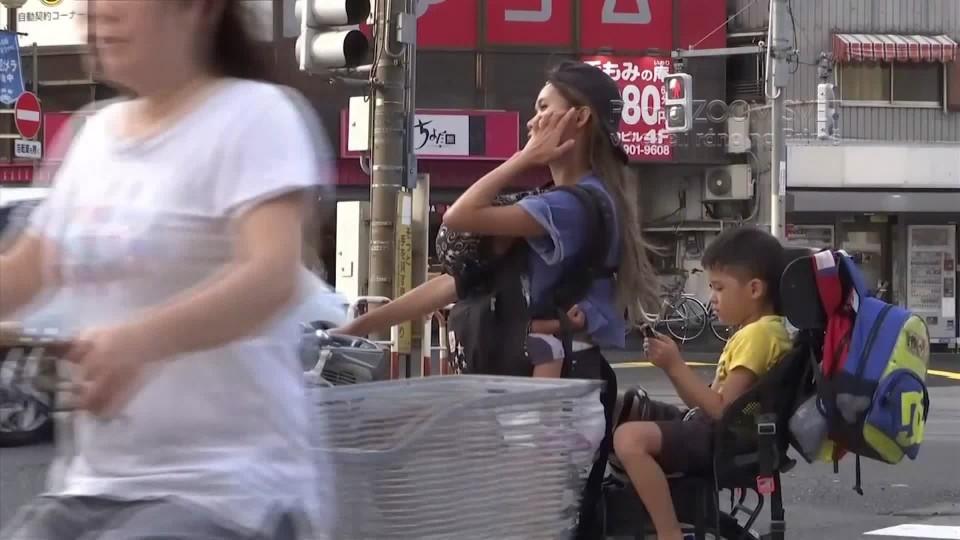 SVĚT: Chudé děti v bohatém Japonsku
