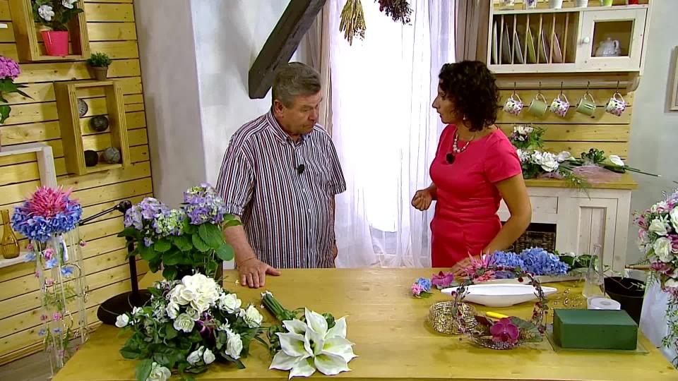Trendy ve svatebních kyticích