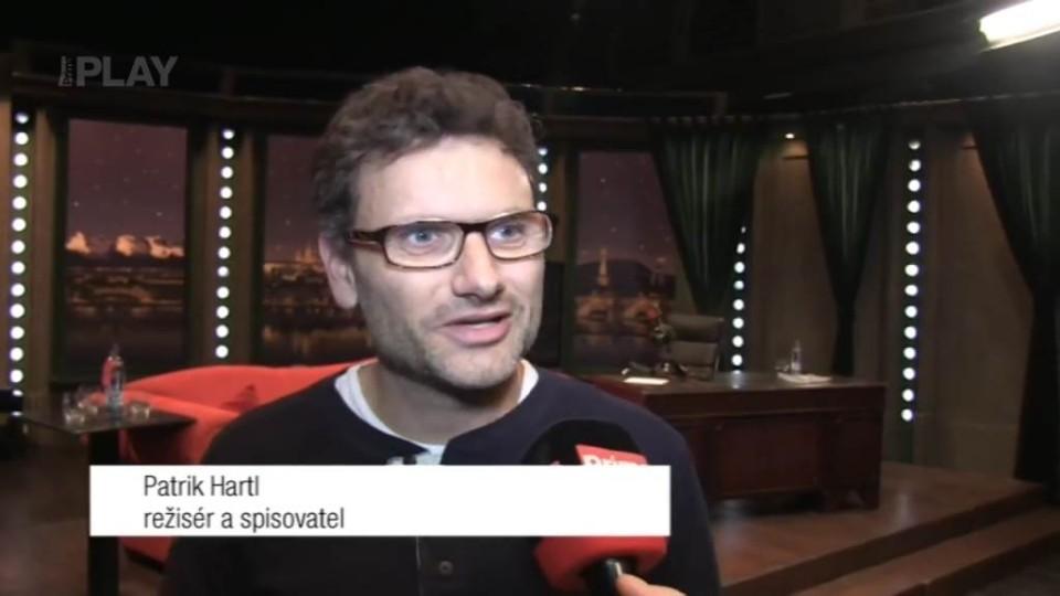 Patrik Hartl - rozhovor před SJK