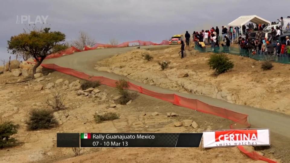 WRC 2013 - Prokop Mexico