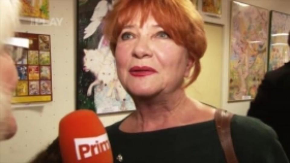 Carmen Mayerová vzpomíná na Jiřinu Jiráskovou