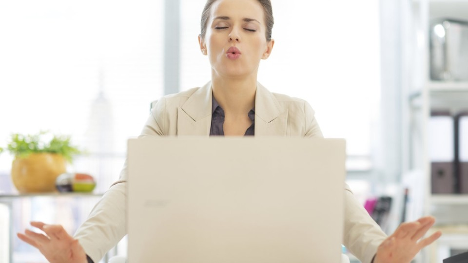 Prima Rádce - Aplikace na učení správného dýchání