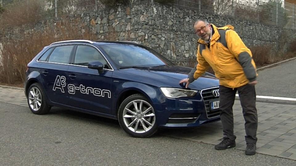 Audi A3 Sportback g-tron Ambition