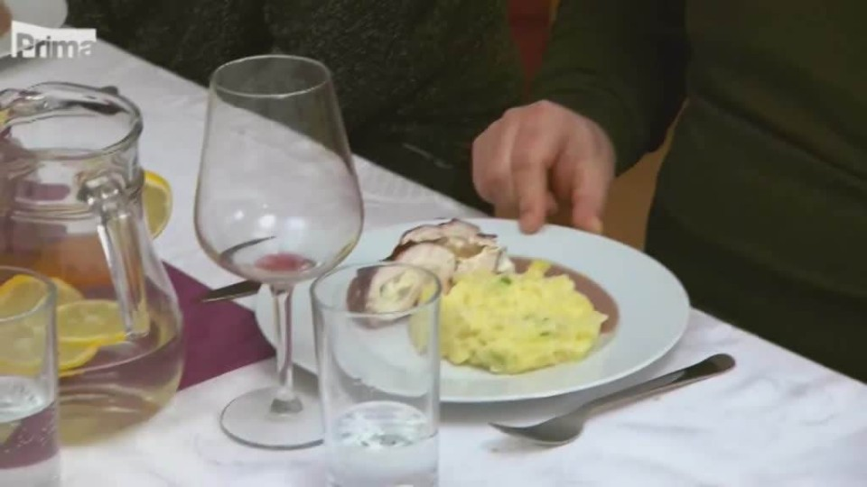 Prostřeno - Gastronomický úlet? Taveňák!