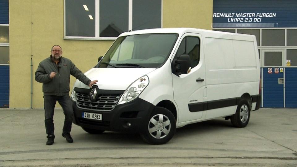 Renault Master Furgon L1H1P2 2,3 dCi Energy Cool
