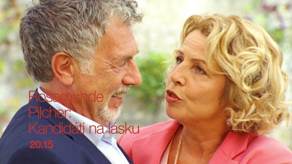 Rosamunde Pilcher: Kandidáti na lásku - upoutávka