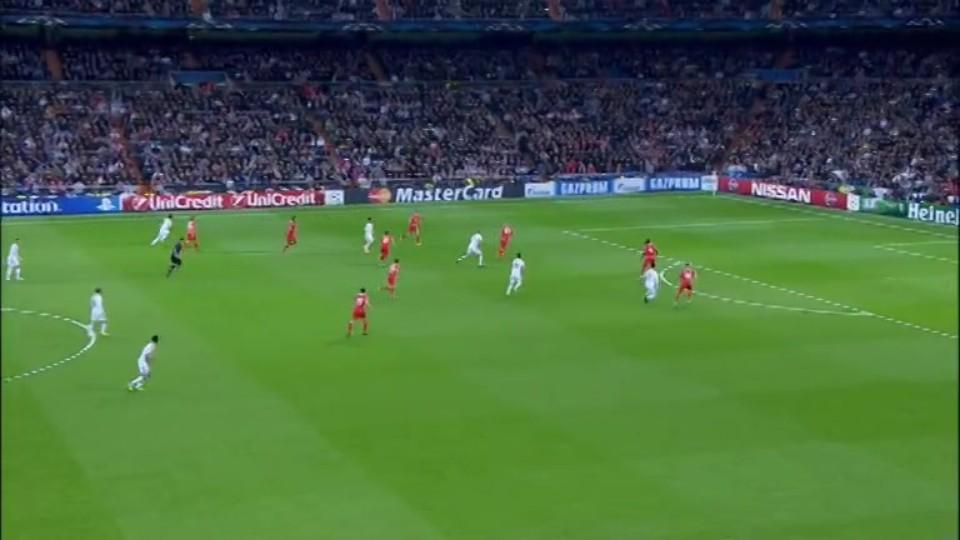 Sestřih zápasu - Real Madrid v Liverpool (4.11.2014)