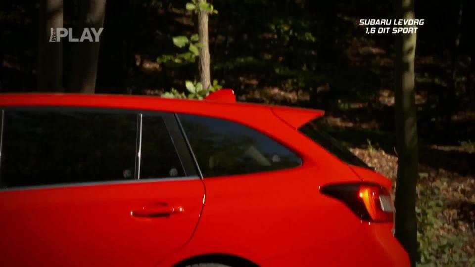 Subaru Levorg 1,6 DIT Sport