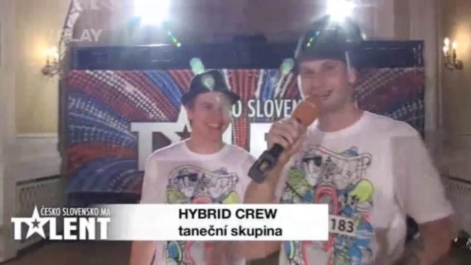 ČSMT IV (4) - Hybrid Crew rozhovor