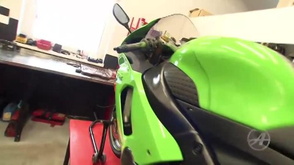 Příprava motorky za sezónu