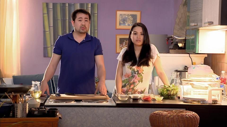 Vaříme s Liuem : Lilek po vietnamsku