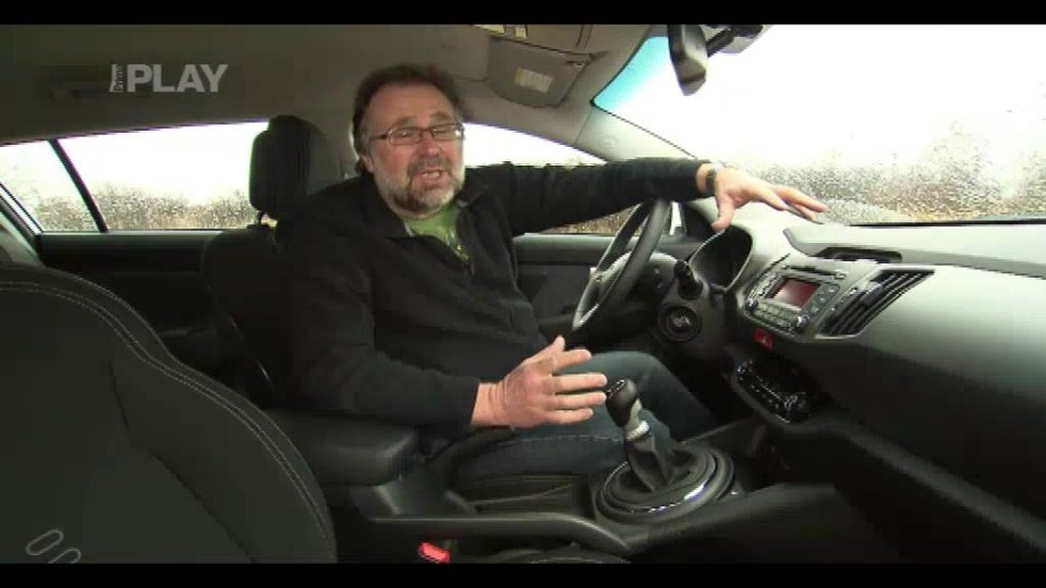Kia Sportage 1,7 CRDi 4x2 Comfort Plus