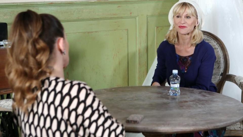 Svatby v Benátkách - Batulková o své seriálové postavě