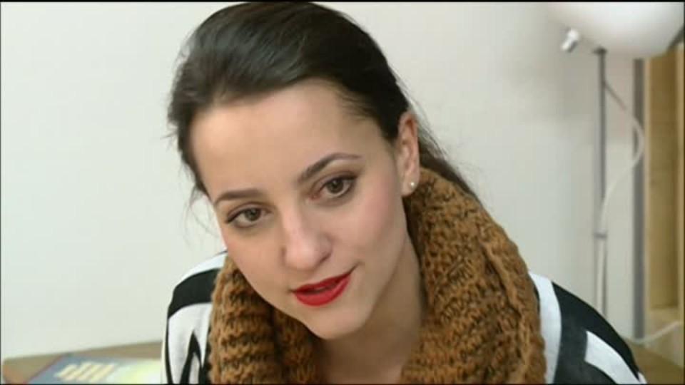 TOP STAR 13.3.2016 - Petra Horvátová