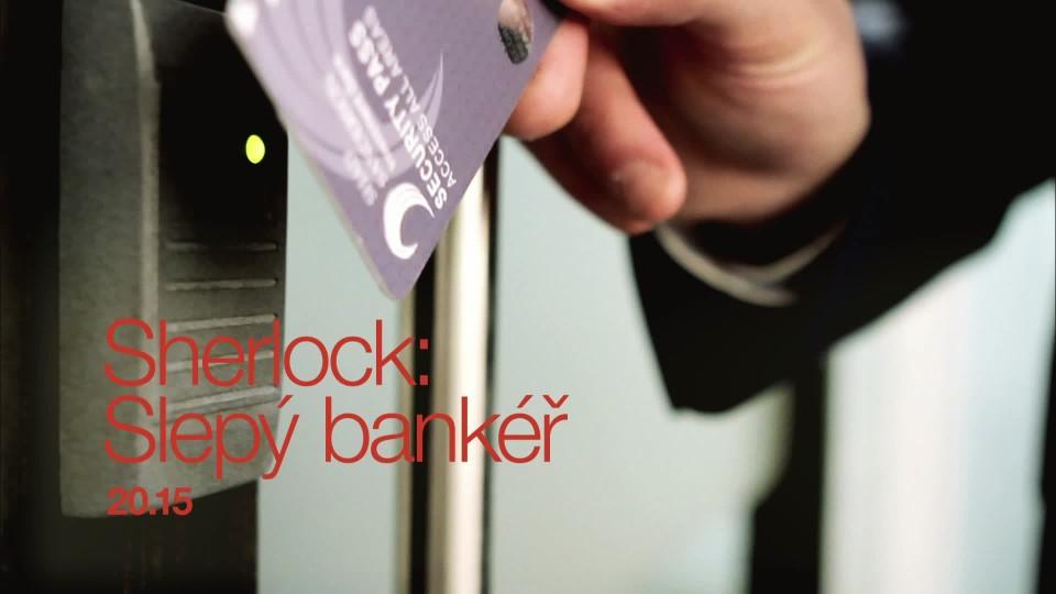 Sherlock: Slepý bankéř (2) - upoutávka