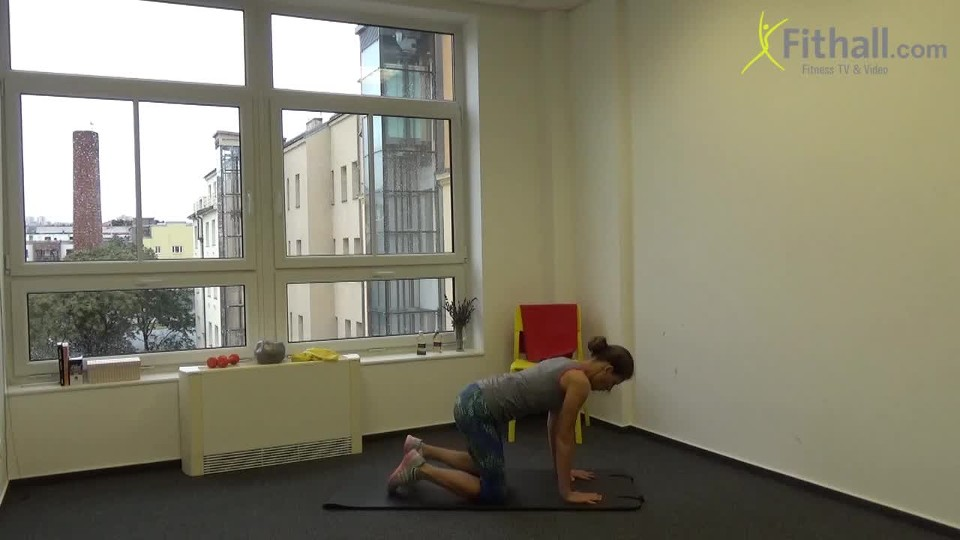 Prima ženy - Efektivní cviky na hýždě