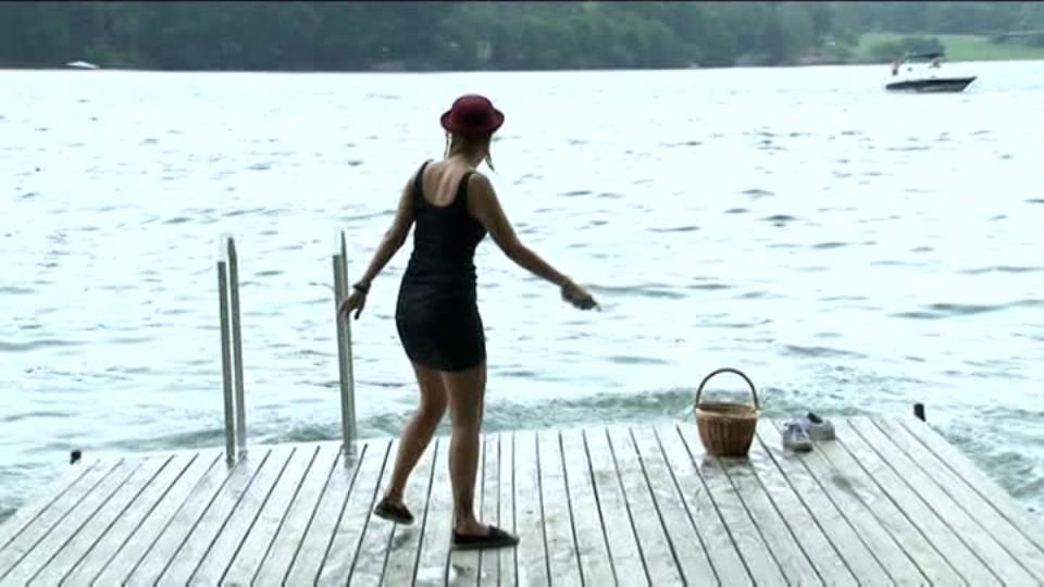 TOP STAR 28.7.2016 - Mahulena Bočanová lázně