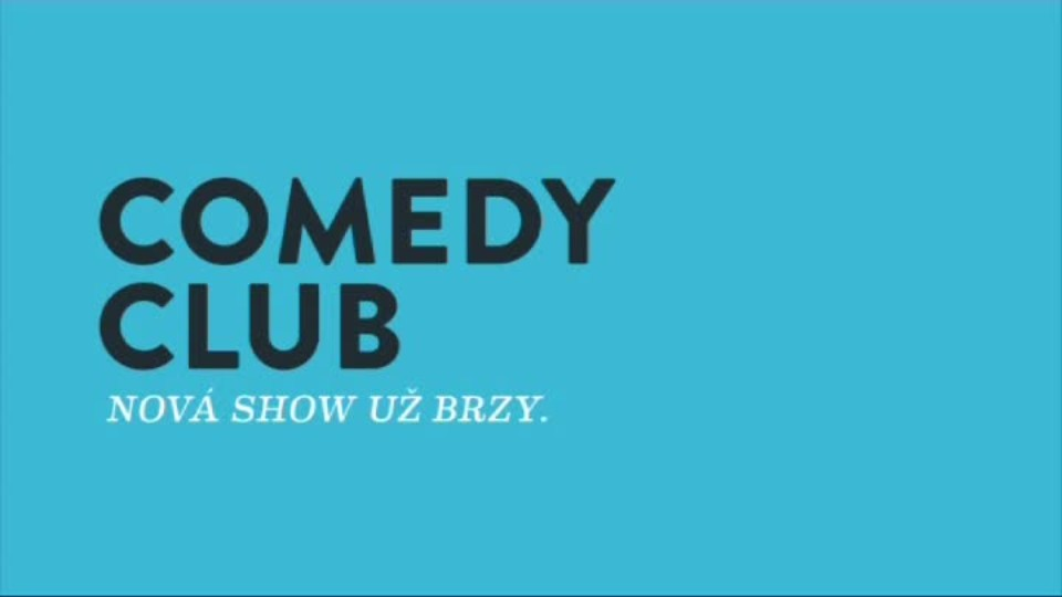 TOP STAR 7.4.2016 - COMEDY CLUB - nová stand-up show