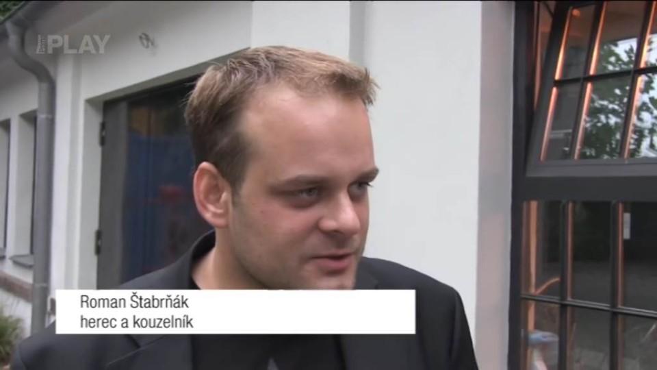 Roman Štabrňák - rozhovor