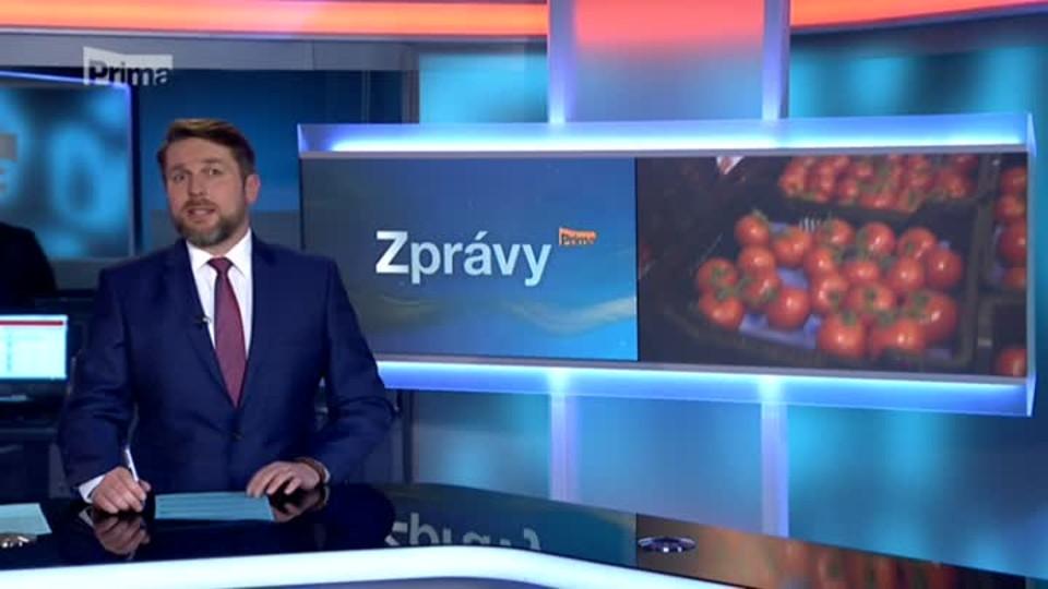 Zprávy FTV Prima 7.3.2017