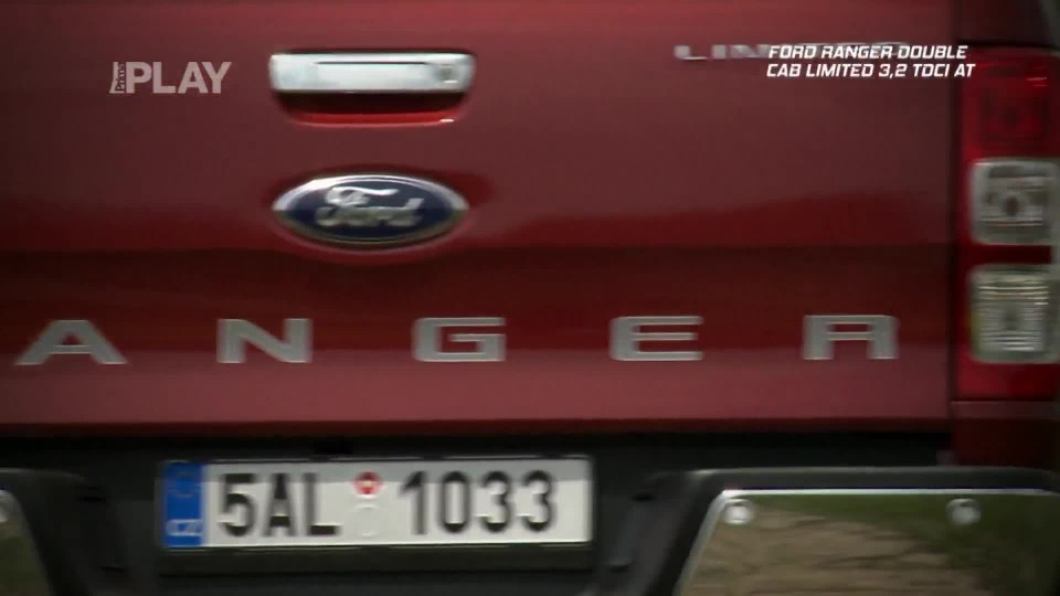 Ford Ranger Double Cab Limited 3,2 TDCI AT