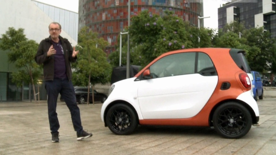 Smart ForTwo 52kW Edition 1