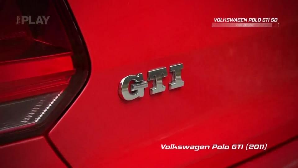 Volkswagen Polo GTI 5D