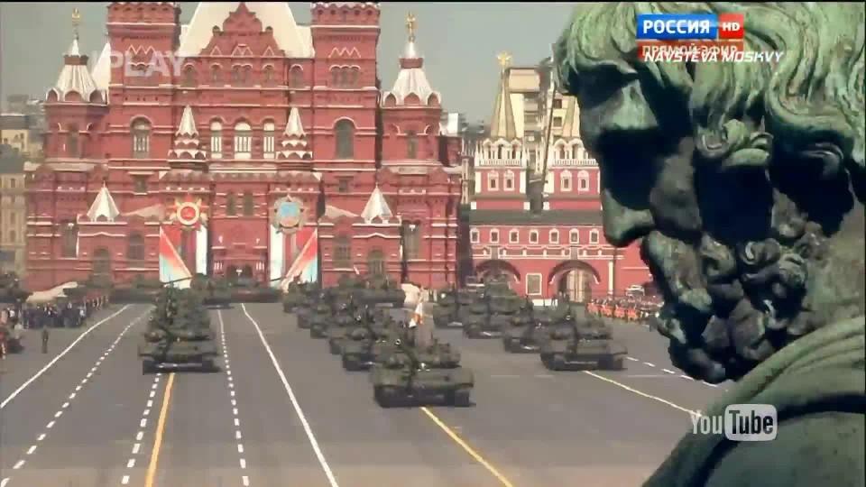 Návštěva Moskvy