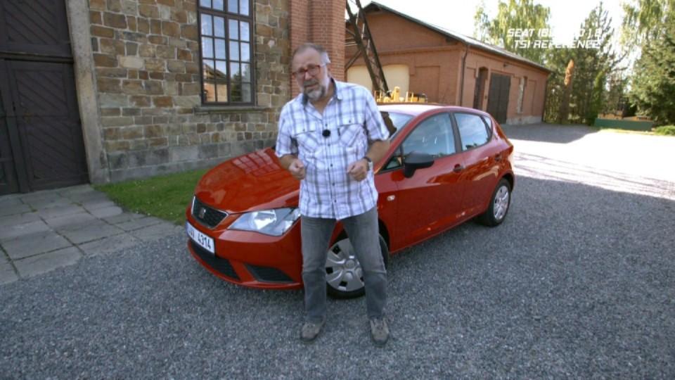 Seat Ibiza 5D 1,2 TSI Reference