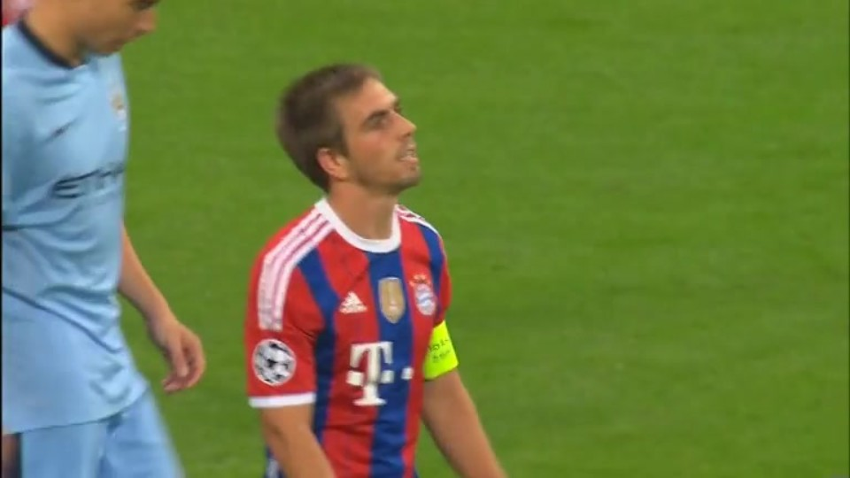 Sestřih zápasu - Bayern Mnichov vs Manchester City (17.9.2014)