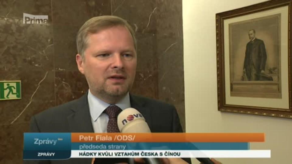 Zprávy FTV Prima 19.10.2016