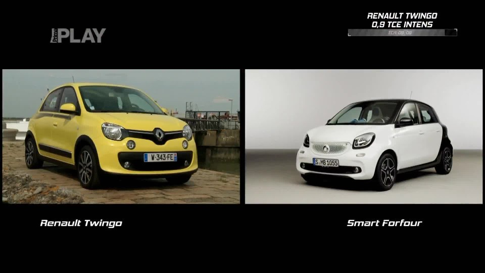Renault Twingo 0,9 TCe SS Intens