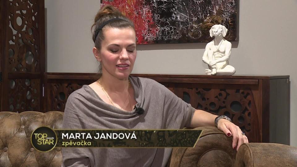 TOP STAR Magazín 2016 (15) - Marta Jandová