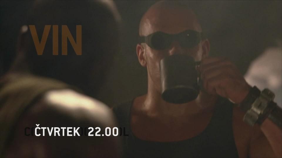 Riddick - Kronika temna - upoutávka