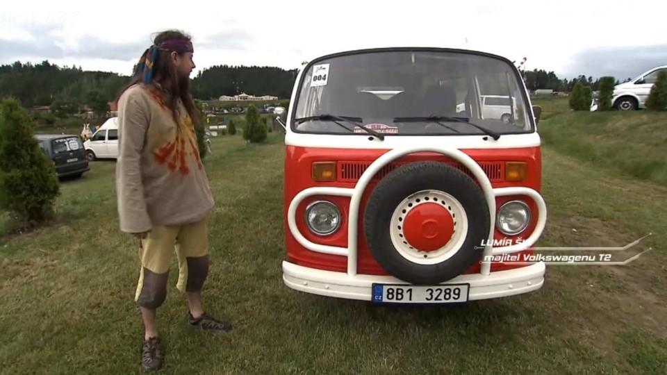 VW Transporter sraz 2014 II.