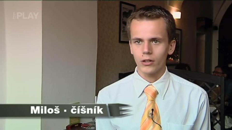 Ano, šéfe! II (3) - Restaurace U Hrabala / Česká Lípa